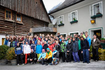 2012 Gruppenfoto in St. Martin am Grimming