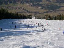 Abschlussfahrt der Skigruppe