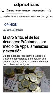 Para el principal medio digital en México, también hablamos de este interesante tema.