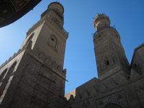 Mosquées dans le Caire islamique
