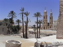 Monastères de St Paul et St Antoine