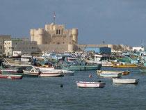Fort de Qait Bay