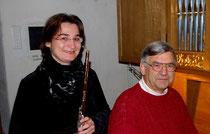 Katharina Egli und Bernhard Isenring