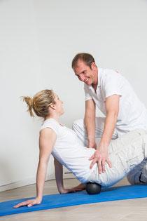 Knie- oder Schulterbeschwerden müssen nicht sein!