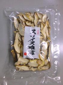 王将椎茸 中国産椎茸スライス40g