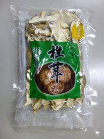 王将椎茸 中国産椎茸スライス20g