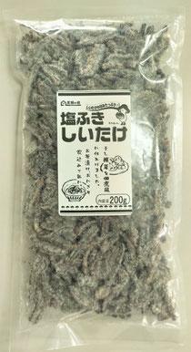 王将の杜 塩ふき椎茸200g