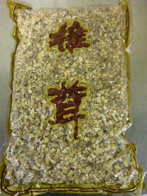 中国椎茸菌床スライス3mm 1kg