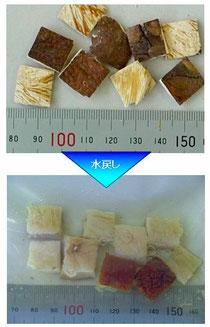 国産乾椎茸ダイス15mm
