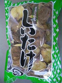 国産椎茸大葉500g