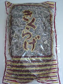 王将椎茸 中国産木耳スライス2mm1kg