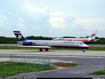 MD-87/Courtesy: Javier F. Bobadilla