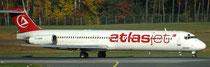 Diese MD-83 verunglückte am 30. November 2007/Courtesy: Alexander Portas