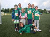 Kinderlaufgruppe SV Falkenbach