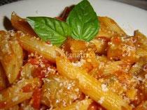 Pasta alla Norma taken from bleedingespresso.com