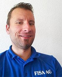 Mathias Maurer Betriebsleiter Fisa AG