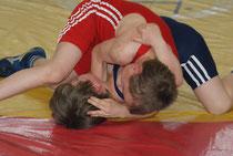 Ricco holte sich mit einer großartigen kämpferischen Leistung Bronze