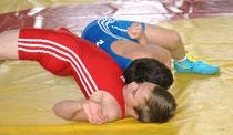 Marius besiegt im Halbfinale den Norweger Gregersen
