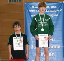 Erik ist Sachsenmeister