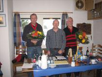 Manfred, Hans Bernhard und Dieter