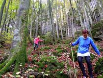 Traillauf im ausgesetzten Gelände