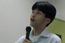 米田謙三先生