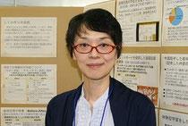 金田千恵子先生