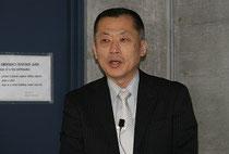 井上勝先生