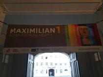 05.10.19: Innsbruck zur Kaiser Maximilian I. Austellung