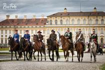 Deutscher Kavallerieverband, Jagd- und Kutschengala Schleißheim 2013, Rossfoto Dana Krimmling