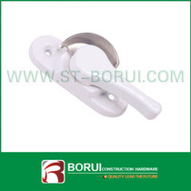 BR.515 Aluminium & PVC Sliding Window Lock, Crescent Lock