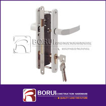 BR.602 PVC Door Lock, Mortise Door Lock