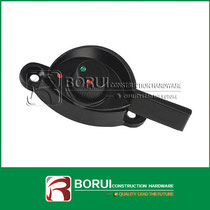 BR.502 Aluminium Sliding Window Lock, Crescent Lock