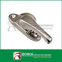 BR.512B Aluminium Sliding Window Lock, Crescent Lock