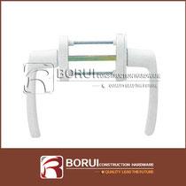BR.207 PVC Door Handle, Espagnolette Handle