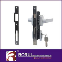 BR.601 Aluminum Door Mortise Locks and Handles
