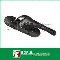 BR.507 Aluminium Sliding Window Lock, Crescent Lock