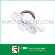 BR.514 Aluminium & PVC Sliding Window Lock, Crescent Lock