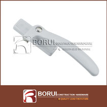 BR.206B PVC Window Handle, Single Point Lock Handle