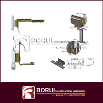 BR.888 PVC Casement Door and Window Hinge,Corner Side Hinge
