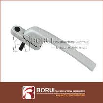 BR.205 PVC Window Handle, Espagnolette Handle