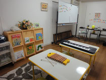目白教室第2レッスン室
