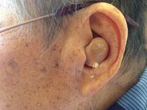 補聴器ストラップ