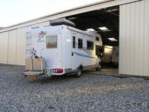 CAMPCAR - Location d'emplacements pour camping-car à Cénac (33)