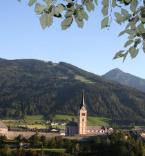 Radstadt, Salisburgo, historico, vacanze
