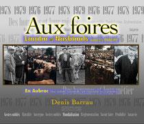 Livre Aux foires aux bovins à Nasbinals et Lacalm dans les années 1978 et 1979
