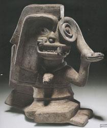 Figure 1: Tolita ceramic, Ecuador
