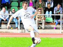 Matthias Riesch war der Unglücksrabe beim 1.FC
