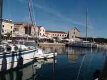 Primosten Stadthafen