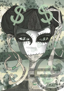 Illustration pour le texte Billet doux de Patrice Verry